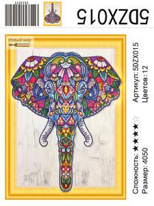 "5DZX015 ""Слон"", 40х50 см"